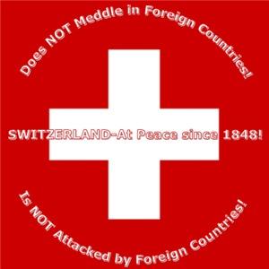 Swiss Cross/Peace  Women's Clothing