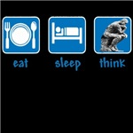 eat sleep think