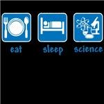 eat sleep science