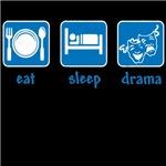 eat sleep drama