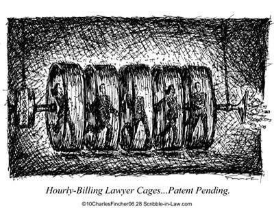 Lawyer Billing Cages