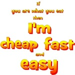 Cheap, Fast & Easy