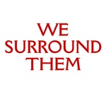 We Surround Them