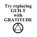 Try Replacing Guilt