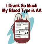 My Blood Type is AA