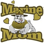 Marine Corp Mom (Devil Dog)