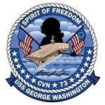 USS Washington CVN-73