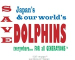 SAVE THE DOLPHINS - (click to see all designs)