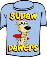 Supaw Pawers Super Dog