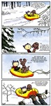 Dog Eat Doug: Life is Sledding