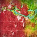 MODIFIED MARS MAP