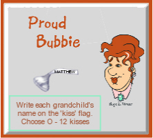 Proud Bubbie - Hugs