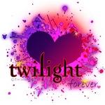Love Twilight Forever Purple