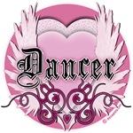 Dancer with Heart by DanceShirts.com