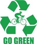Go Green Cycling