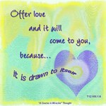 ACIM-Offer Love
