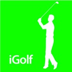 Golf iGolf Silhouette