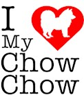 I Love My Chow Chow