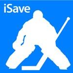 Hockey iSave Silhouette