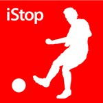 Soccer iStop Silhouette