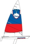 Slovenia Dinghy Sailing