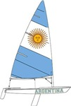 Argentina Dinghy Sailing
