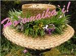 Ho`omaika`i! - Congratulations!