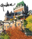 Frontenac Castle with Signature