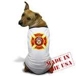 """""""Pooch Wear""""!Fire & Ems"""