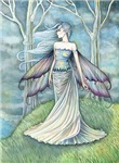 Eternity Fairy Fantasy Art by Molly Harrison