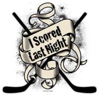I Scored Last Night