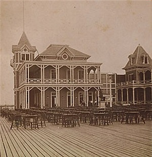 ca. 1880 ~ West End Hotel