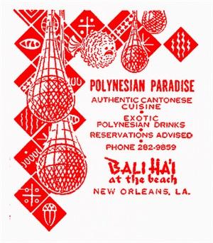 Bali Hai Polynesian