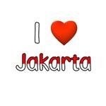I Love Jakarta