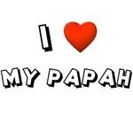 I Love My Papah