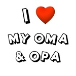 I Love My Oma & Opa