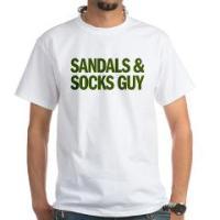 SANDALS & SOCKS GUY