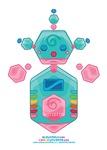 Kawaii Robot 00110110