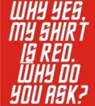 HELP! I'm a Red Shirt!