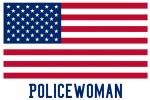 Ameircan Policewoman