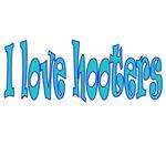 I Love Hooters