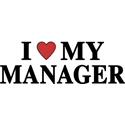 Manager T-shirt, Manager T-shirts