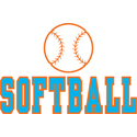 Softball T-shirt, Softball T-shirts