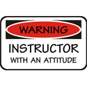 Instructor T-shirt, Instructor T-shirts