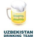 Uzbekistan Drinking Team