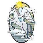 Pegasus T-shirt, Pegasus T-shirts & Gifts