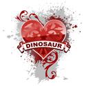 Heart Dinosaur