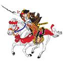 Japanese Rider