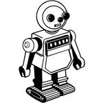 Robot T-shirt : Robot T-shirts : Robot Gifts