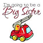 Fire Truck Big Sister